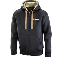 Heavy Hoodie Zip Jacket