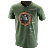 140 print T-shirt