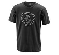 Regular t-shirt Scania symbol print