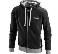 Classic zip hoodie