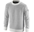 Nordic knitted pullover