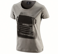 New Scania truck T-shirt