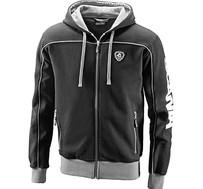 Gary zip hoodie