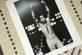 Print Leni Sinclair Fela Kuti