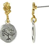Örhängen Ekmynt silver