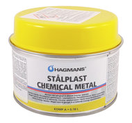 Hagmans Spackel Stålplast Chemical Metal 0,18 L