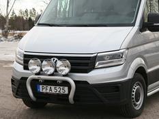 X-rack VW Crafter 17- För 3st lampor