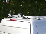 T-rack Mercedes Sprinter 07-  Bakre H2