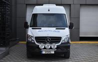 Voolbar Mercedes Sprinter 14-