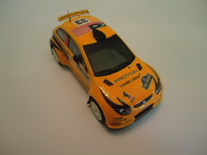 Proton Satria S2000 P-G Andersson Rally Sweden 2012
