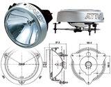 IPF 900 H9 or H.I.D FOG ø200 mm