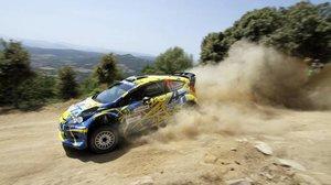 Ford Fiesta RS WRC P-G.Andersson-E.Axelsson Sardinen 2013 slutsåld