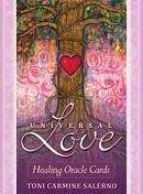 Universal Love Healing Oracle Cards Toni Carmine Salerno