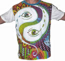 SURE T-shirt - All Seeing Yingyang