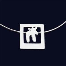 Halsband Älg
