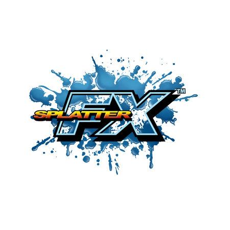 IWATA Mallset Splatter FX