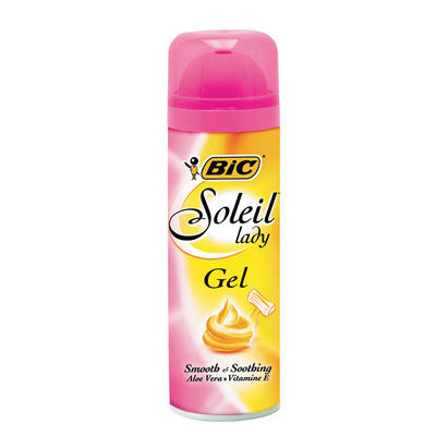 BIC Gel Soleil Woman Pink 150ml