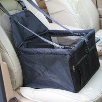 Bil Hundstol bilstol - Svart - 10 pack