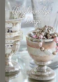 Almanacka Oförglemmelige dage Evighetskalender Jeanne darc Living