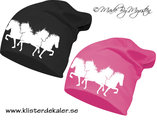 Reflexmössa 4- Islandshästar, 11 olika färger.