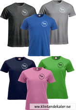 SFIC T-shirt  Dam, Junior & Unisex/herr storlekar