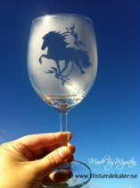 Redvine glass 2 icelandic