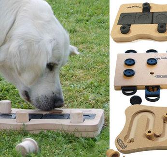 3 IQ Spel, trä, svårighetsgrad 2-3, advanced. Natural, Eco-Friendly material