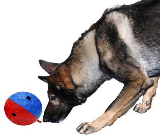 """DOG TREAT BALL """"QULAN"""". Large."""