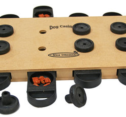 DogCasino wood. Level 3. Natural, Eco-Friendly material