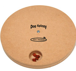 Dog/Cat Spinny wood, Level 1, Eco-Friendly material