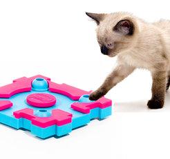 Cat MixMax Puzzle A. Level 1