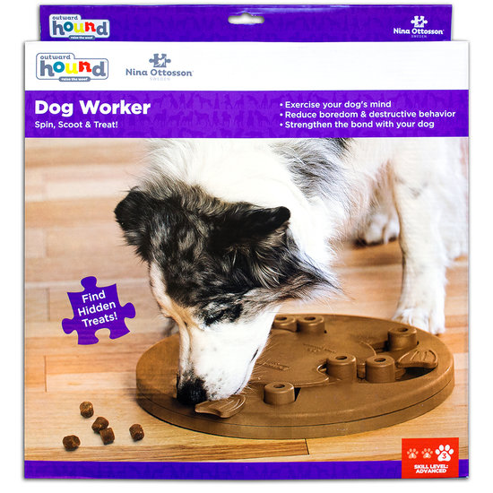 DOG WORKER - COMPOSITE - NEW