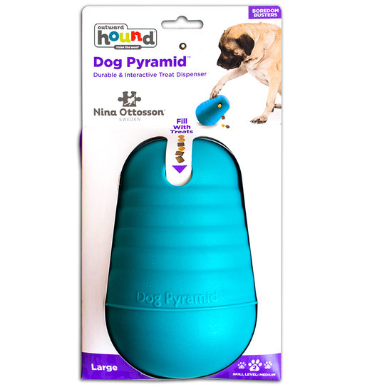 DOG PYRAMID - LARGE - NEW COLOR