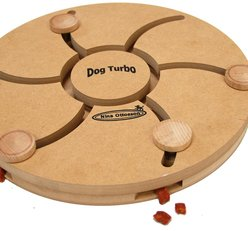 DogTurbo wood, level 3. Natural, Eco-Friendly material
