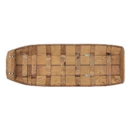 Wooden Pulk bp