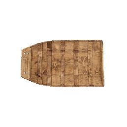 Wooden Pulk 1940 short