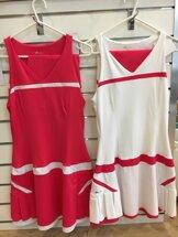 Tennisklänning i 6 olika färger från Elicca