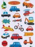 Stickers Fordon