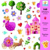 Stickers Prinsessa