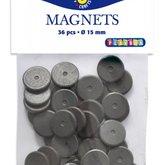 Magneter 15 mm 36 st