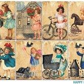 Pappersset MIni/Happy Kids