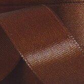 Satinband Brun 10 mm
