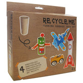 Recycle Me Toalettpappersrullar 2