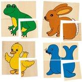 Karemo Pussel & Memo Animals