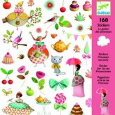 Stickers Prinsessornas teparty