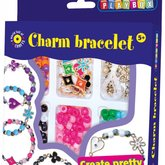 Pärlset Charm Bracelet