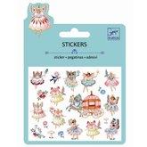 Stickers Puffy - Fairies