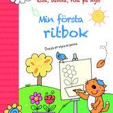 Min första ritbok - Rita, sudda, rita på nytt