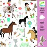 Stickers Hästar