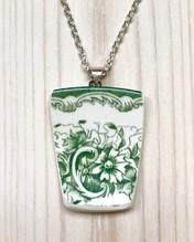 Halsband Grön Anna